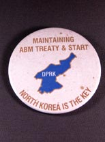 """Maintaining ABM Treaty & START"" button"